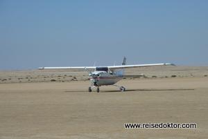 Rundflug Swakopmund