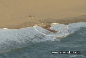 Schiffswrack Namib