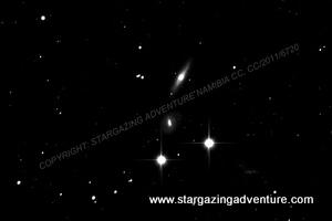 Südliche Sternenhimmel