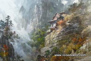 Gemälde Nordkorea