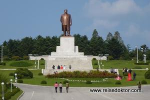 Kaeson - Denkmal Kim Il Sung