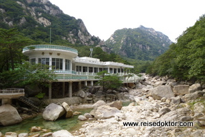 Kumgangsan Gebirge