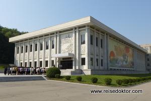 Mansudae Kunststudio Pjöngjang