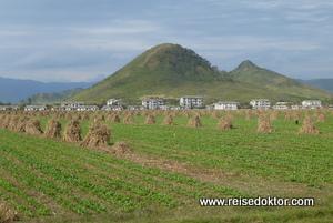 Nordkorea Landschaft