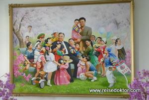 Pjöngjang Kinderpalast