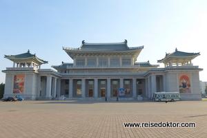 Pjöngjang Opernhaus