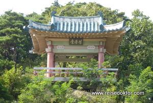 Parkanlage Pjöngjang