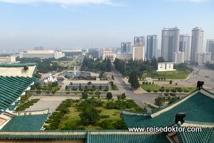 Pjöngjang Stadtansicht