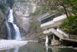 Wasserfall Nordkorea