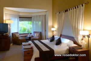 Dinarobin Hotel Zimmer