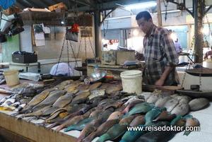 Fischmarkt Mauritius
