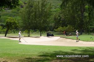 Golfplatz, Le Morne