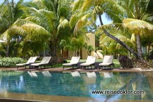 Hotel Dinarobin Pool