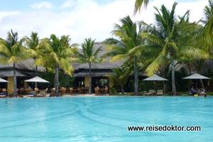 Le Paradis Hotel Pool