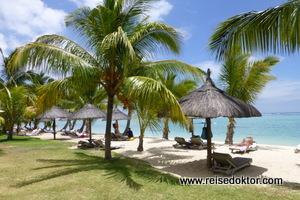LUX Hotel - ehemals Les Pavillion, Mauritius