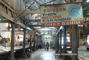 Markthalle Port Louis