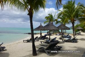 Strand Beachcomber Le Paradis Hotel