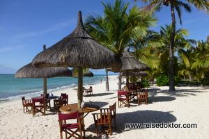 Strandrestaurant Dinarobin Hotel