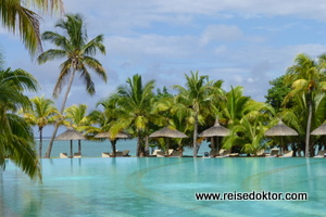 Swimmingpool, Dinarobin Hotel