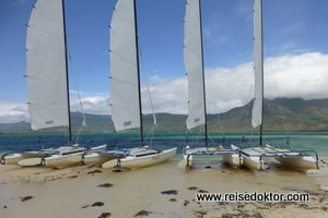 Wassersport, Le Morne