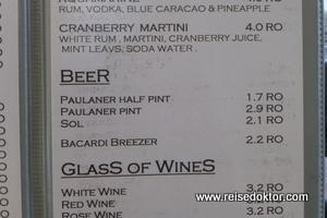 Alkohol im Oman