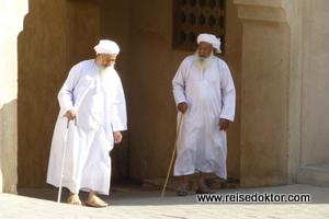Alte Männer, Oman