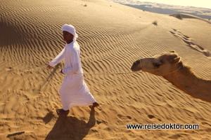Beduine, Oman