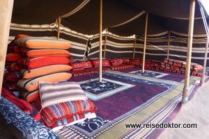 Beduinenzelt, Oman