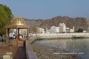 Corniche, Mutrah
