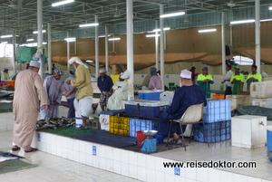 Fischmarkt Oman