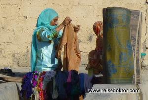 Frauen im Oman