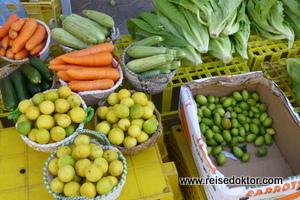 Gemüse-Souq, Nizwa