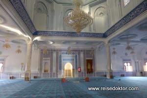 Hauptraum Sultan Qaboos Moschee