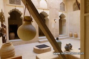 Küche im alten Palast