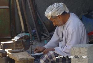 Messerschleifer Oman
