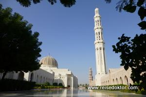 Moschee, Oman