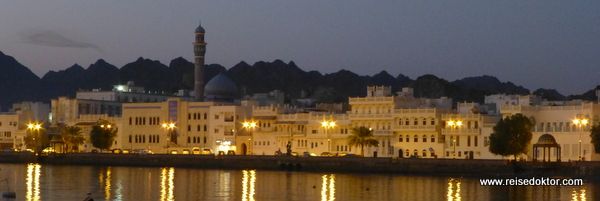 Muthra, Oman