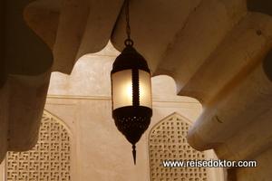 Palast Lampe