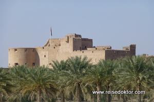 Der Palast von Jabrin