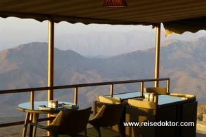 Restaurant, The View Hotel, Al-Hamra