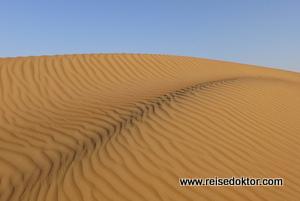 Sanddünen im Oman