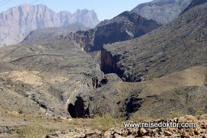 Snake Gorge Oman
