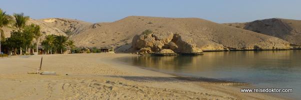 Strand, Oman Dive Center