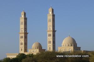 Sultan Qaboos Moschee Bahla
