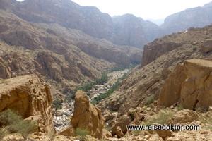 Tal im Oman