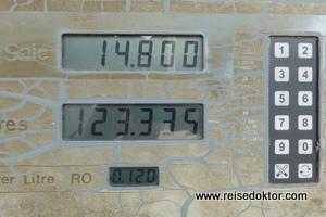 Tankstelle Oman