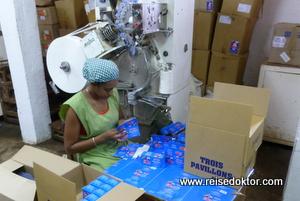 Teeherstellung Mauritius