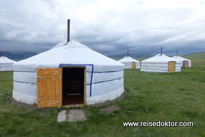 Gercamp Mongolei
