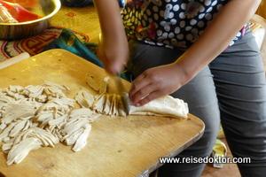 Küche in der Mongolei