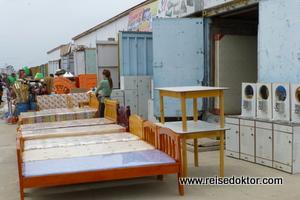 Markt in der Mongolei